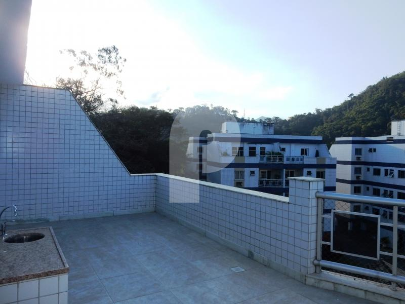 Cobertura para Alugar  à venda em Nogueira, Petrópolis - Foto 19