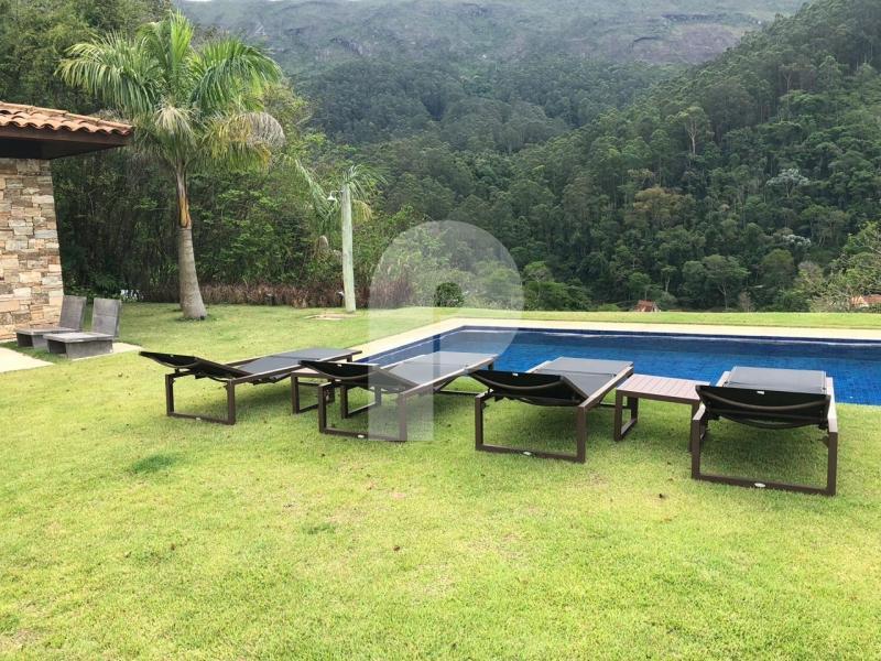 Casa para Temporada em Itaipava, Petrópolis - RJ - Foto 11