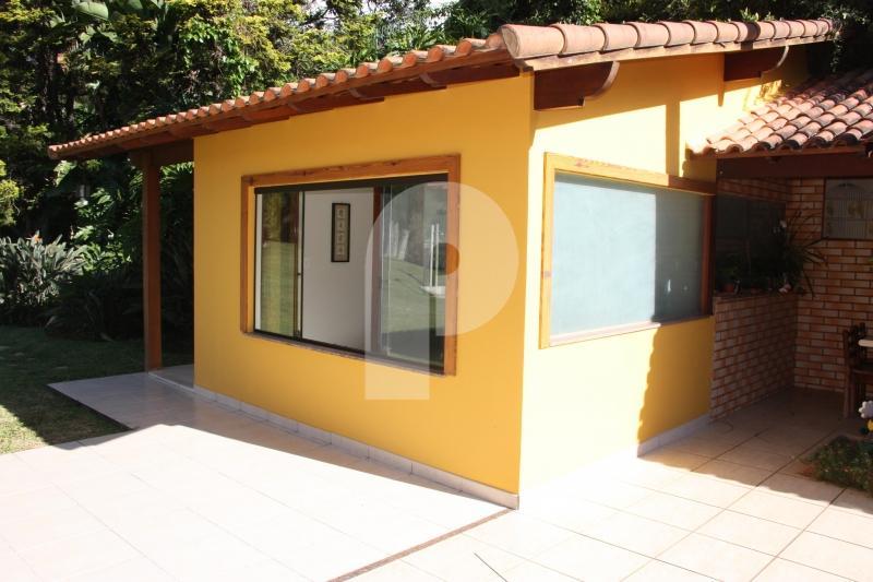 Foto - [4509] Casa Petrópolis, Nogueira