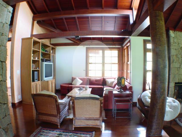 Foto - [4545] Casa Petrópolis, Itaipava
