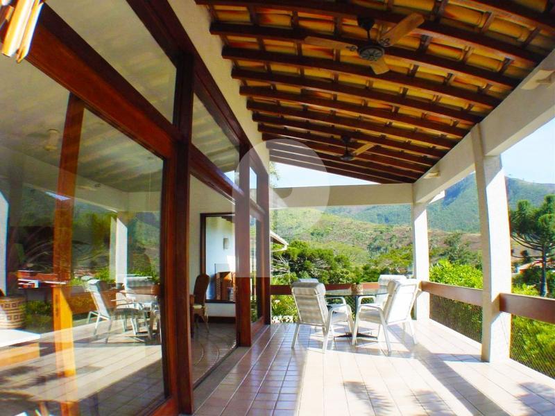 Casa para Temporada ,  para Alugar  à venda em Itaipava, Petrópolis - RJ - Foto 1