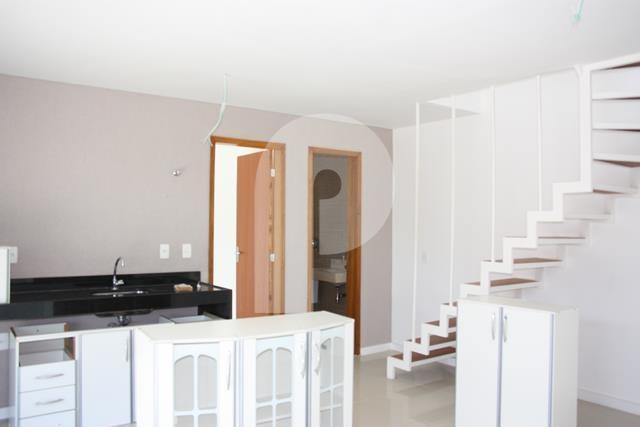 Cobertura para alugar em Petrópolis, Itaipava