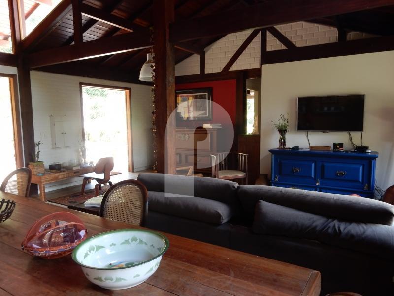 Foto - [5839] Casa Petrópolis, Itaipava