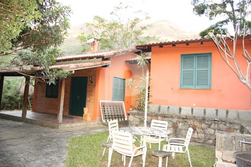 Casa em Petrópolis, Fazenda Inglesa
