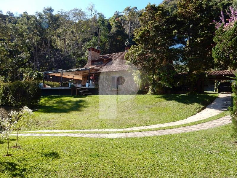 Foto - [6270] Casa Petrópolis, Itaipava