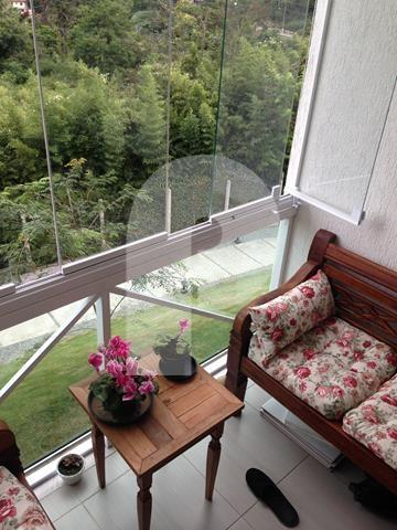 Apartamento à venda em Samambaia, Petrópolis - Foto 18
