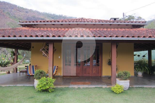Foto - [7350] Casa Petrópolis, Fagundes