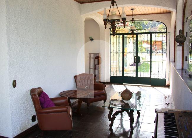 Foto - [7664] Casa Petrópolis, Nogueira