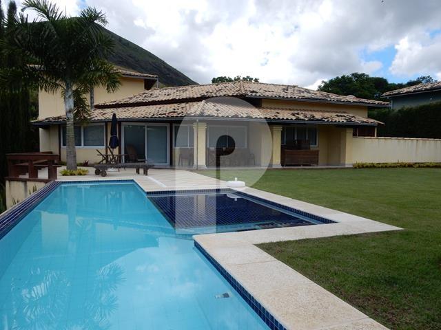 Foto - [7854] Casa Petrópolis, Nogueira