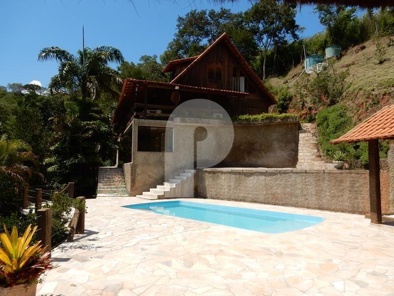Foto - [8282] Casa Petrópolis, Itaipava