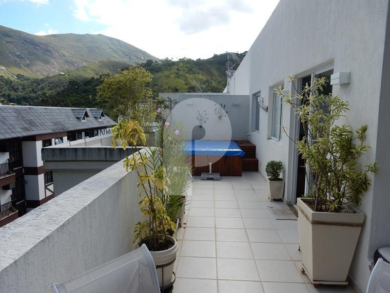 Cobertura para Alugar  à venda em Itaipava, Petrópolis - RJ - Foto 21