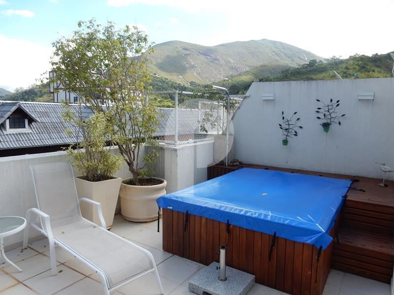 Cobertura para Alugar  à venda em Itaipava, Petrópolis - RJ - Foto 22