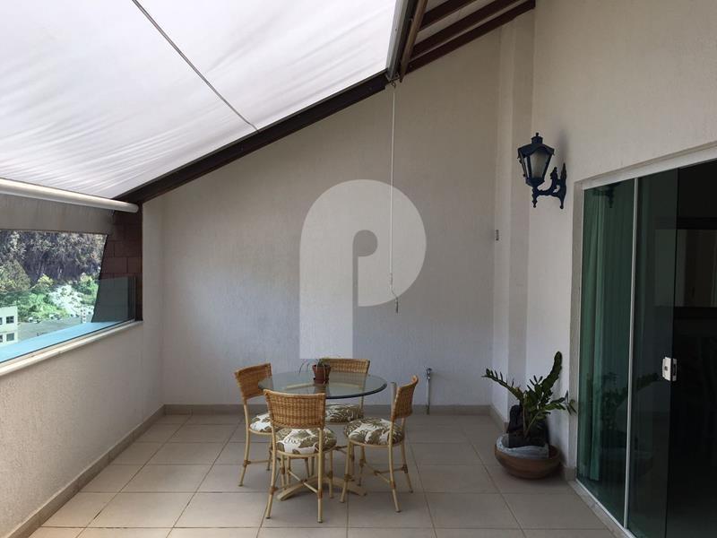 Cobertura à venda em Samambaia, Petrópolis - Foto 14