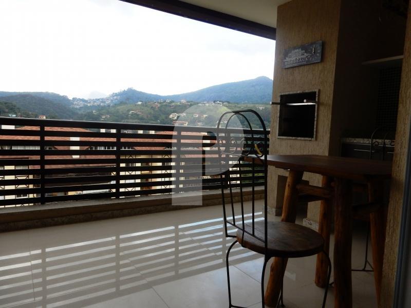 Apartamento para Alugar  à venda em Nogueira, Petrópolis - Foto 20