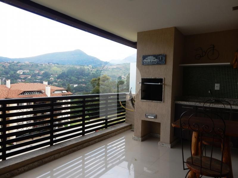 Apartamento para Alugar  à venda em Nogueira, Petrópolis - Foto 21