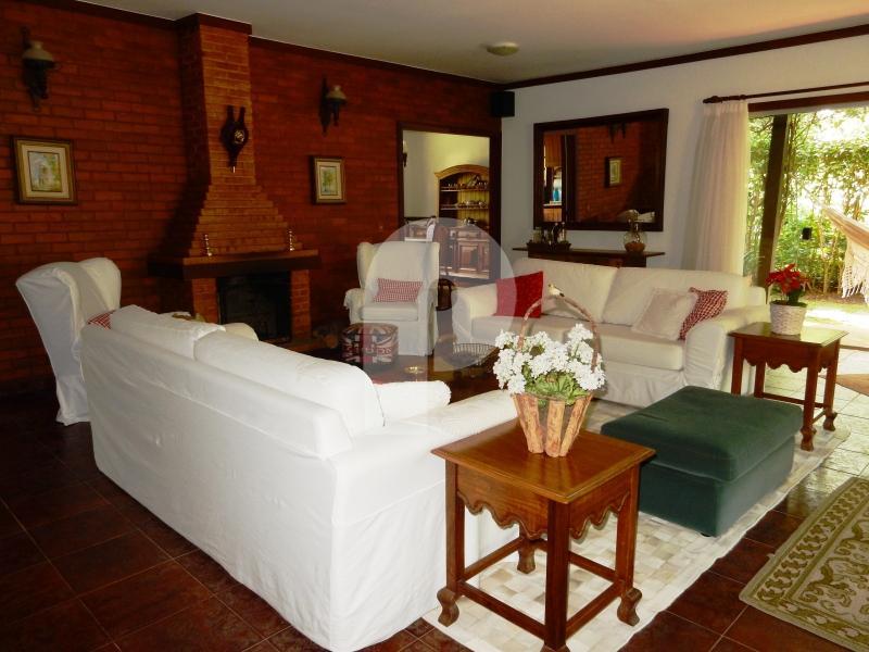 Foto - [8616] Casa Petrópolis, Itaipava