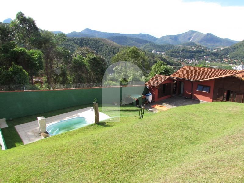 Foto - [8681] Casa Petrópolis, Nogueira