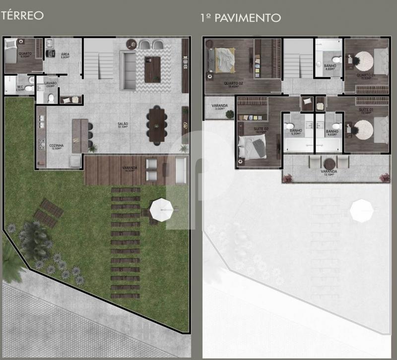 Casa à venda em Retiro, Petrópolis - RJ - Foto 2