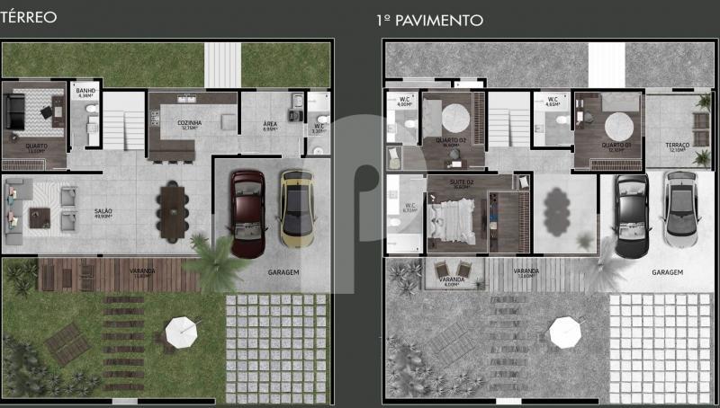 Foto - [8710] Casa Petrópolis, Retiro