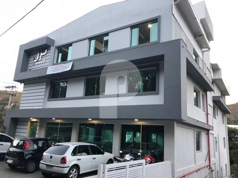 Sala para alugar em Petrópolis, Nogueira