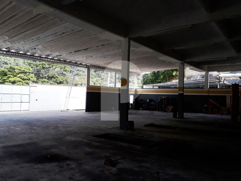 Foto - [8973] Galpão Petrópolis, Samambaia
