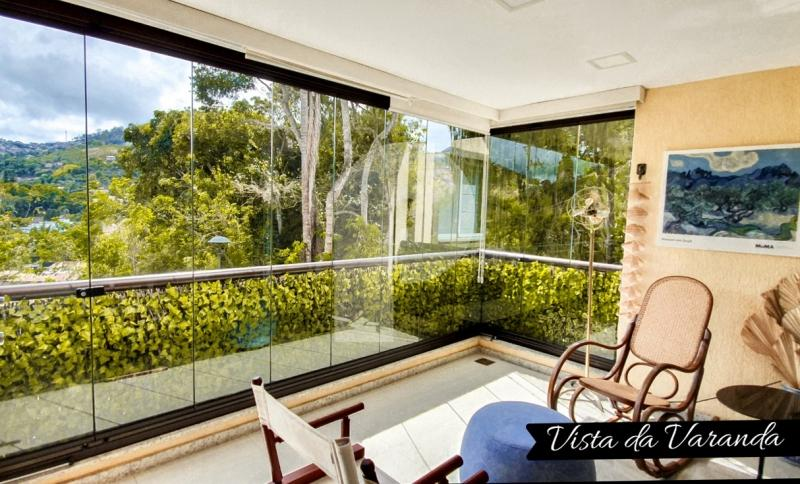 Apartamento à venda em Nogueira, Petrópolis - RJ - Foto 25