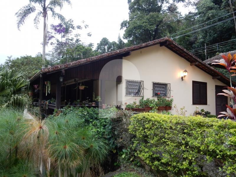 Casa para Alugar  à venda em Fazenda Inglesa, Petrópolis - Foto 1