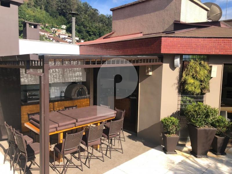 Cobertura à venda em Retiro, Petrópolis - RJ - Foto 8