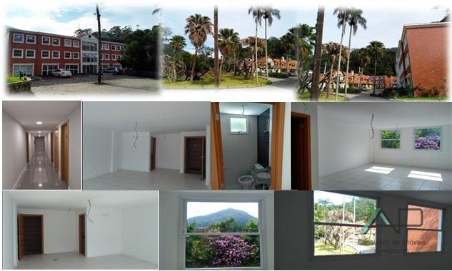 Sala à venda em Petrópolis, Centro