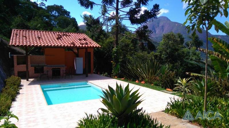 Foto - [2643] Casa Petrópolis, Itaipava