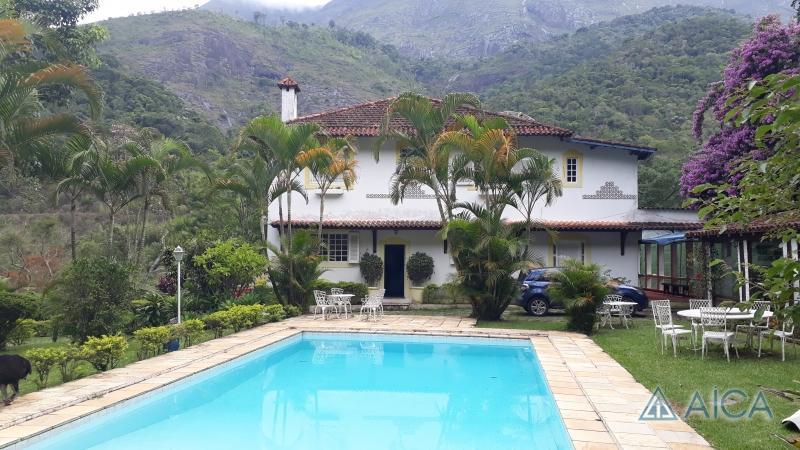 Casa para Alugar  à venda em Fazenda Inglesa, Petrópolis - RJ - Foto 1