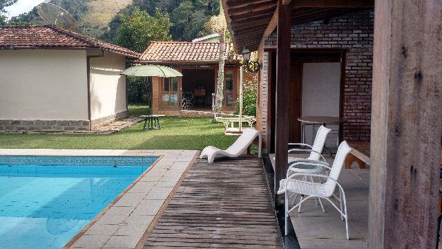 Foto - [2154] Casa Petrópolis, Itaipava