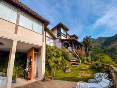 Comprar Casa de Condomínio em Petrópolis Itaipava