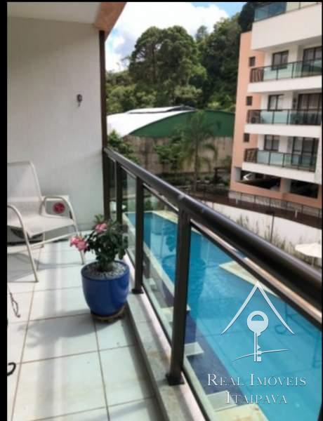 Cobertura em Itaipava - Petrópolis/RJ