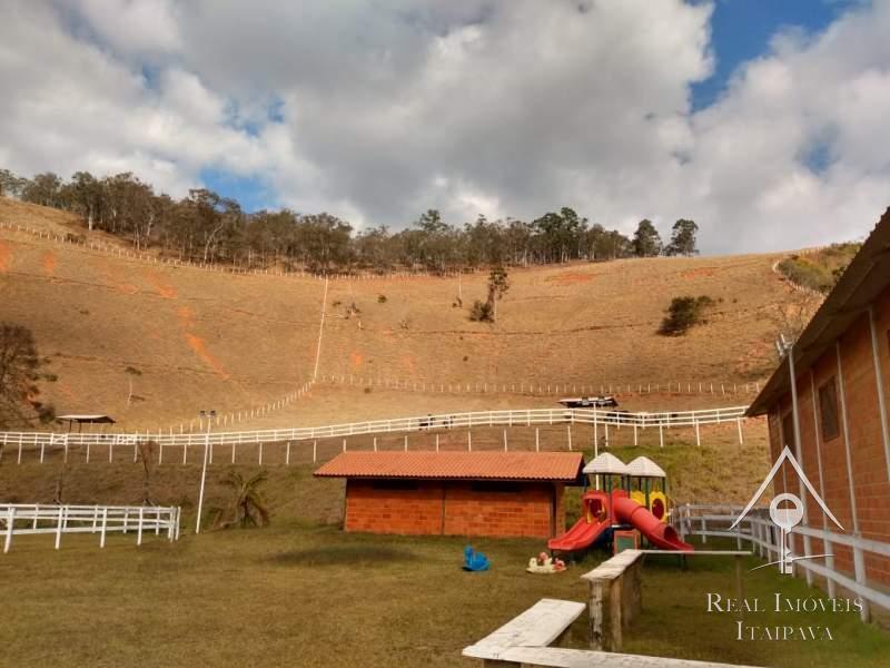 Fazenda / Sítio em Itaipava - Petrópolis/RJ