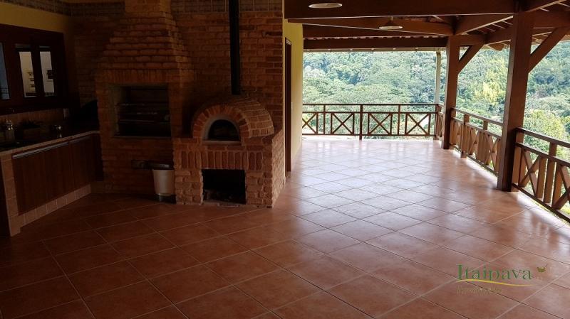 Foto - [9017] Casa Petrópolis, Itaipava