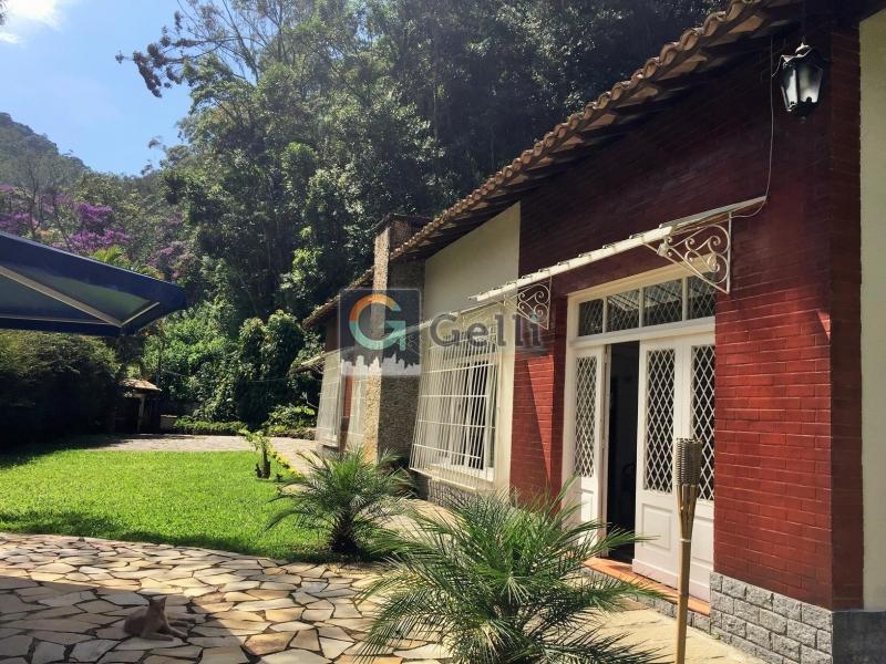 Casa para Alugar  à venda em Bingen, Petrópolis - Foto 1