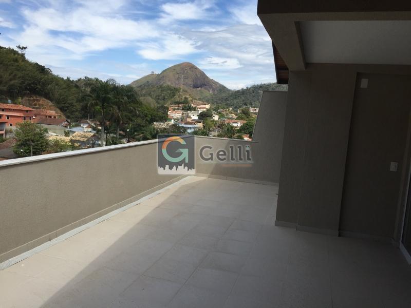 Cobertura à venda em Corrêas, Petrópolis - Foto 2