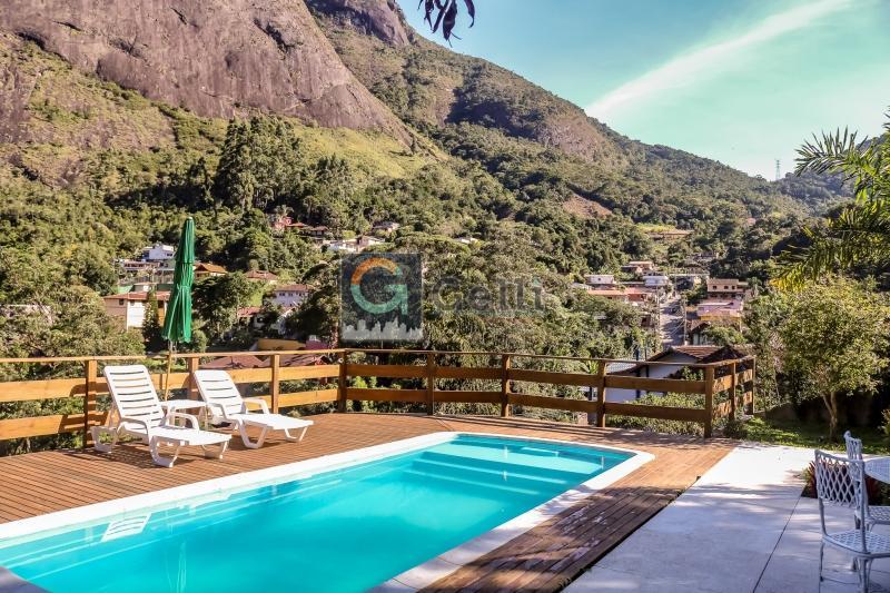 Foto - [419] Casa Petrópolis, Retiro