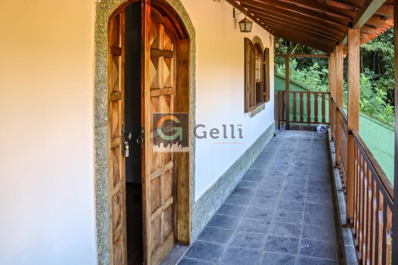 Casa para Alugar em Retiro, Petrópolis - Foto 11