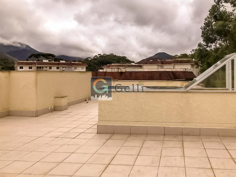 Cobertura à venda em Centro, Petrópolis - Foto 18