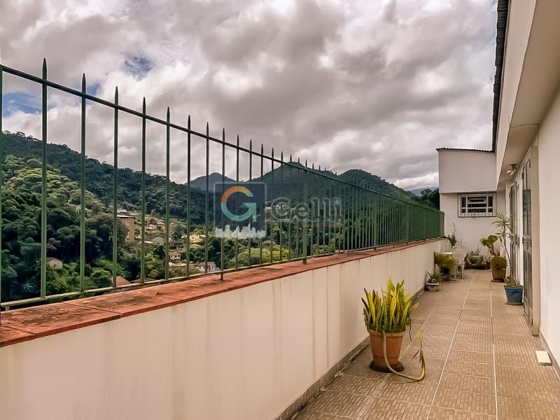 Foto - [587] Cobertura Petrópolis, Centro
