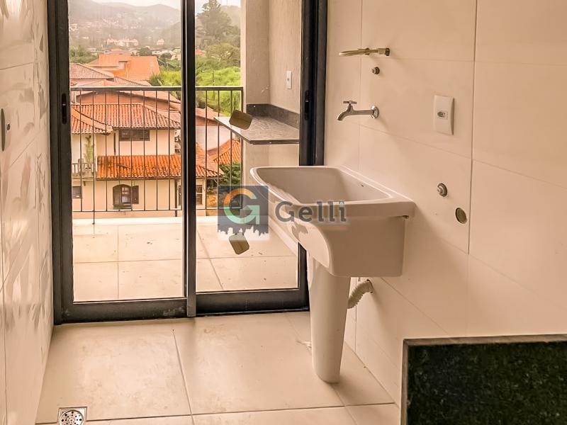 Foto - [599] Apartamento Petrópolis, Corrêas