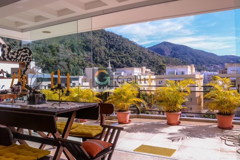 Cobertura à venda em Corrêas, Petrópolis - RJ - Foto 12