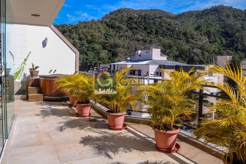Cobertura à venda em Corrêas, Petrópolis - RJ - Foto 13
