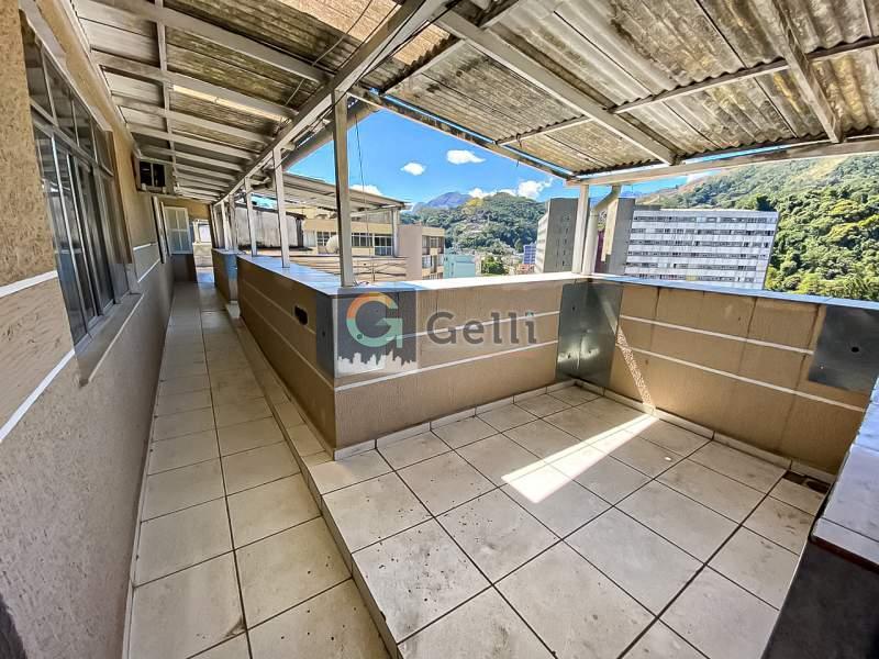 Cobertura para Alugar  à venda em Centro, Petrópolis - RJ - Foto 17