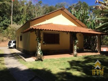 Casa em Itaipava - Petrópolis - 2 Quartos