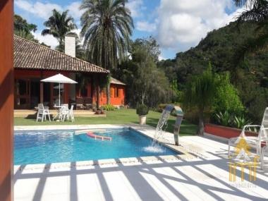 Casa em Pedro do Rio - Petrópolis - 4 Quartos