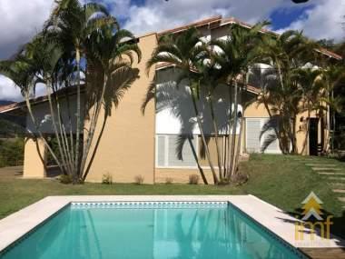 Casa em Nogueira - Petrópolis - 4 Quartos