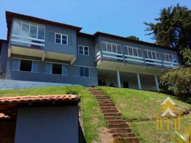 Casa em Itaipava - Petrópolis - 4 Quartos